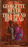 They Found Him Dead (Inspector Hannasyde, #3)