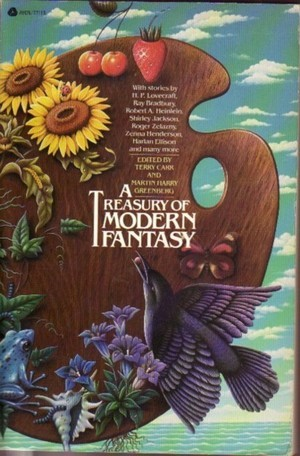 A Treasury of Modern Fantasy, Carr, Terry; Greenberg, Martin H. (editor)