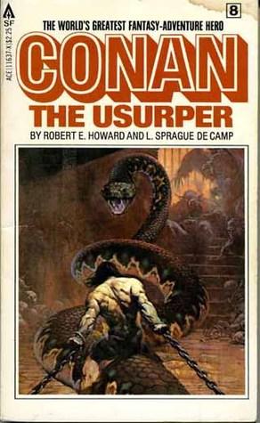 Conan: The Usurper