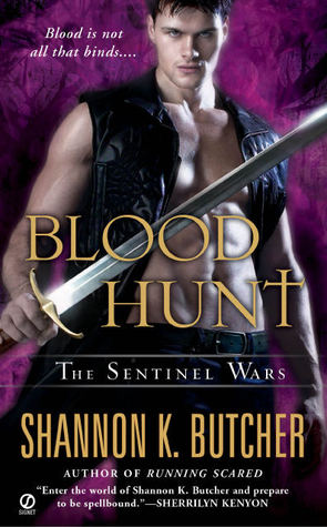 Blood Hunt (Sentinel Wars, #5)