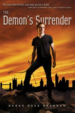 The Demon's Surrender (The Demon's Lexicon, #3)