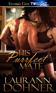 His Purrfect Mate (Mating Heat #2)  [Req] - Laurann Dohner