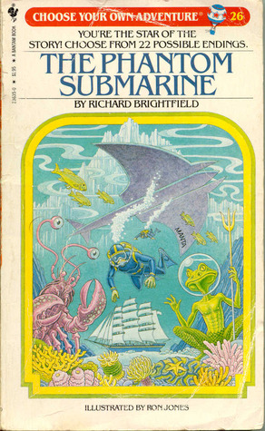 The Phantom Submarine (Choose Your Own Adventure, #26)