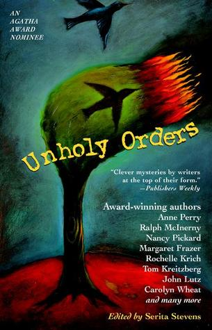 Book Review: Serita Stevens' Unholy Orders