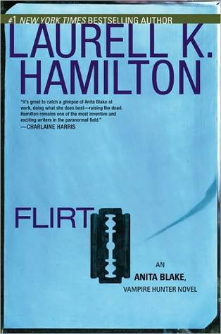 Book Review: Laurell K. Hamilton's Flirt