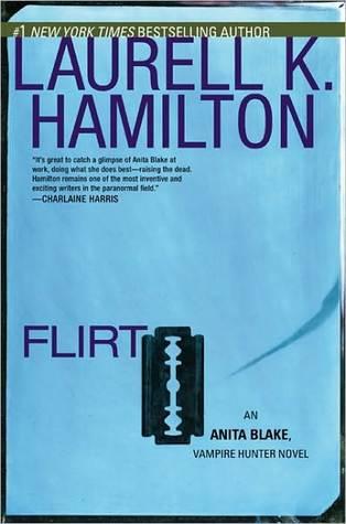 Book Review: Laurell K. Hamilton's Flirt