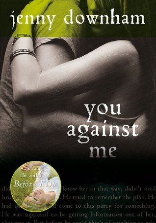 You Against Me by Jenny Downham thumbnail