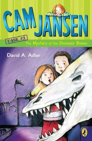 The Mystery of the Dinosaur Bones (Cam Jansen Mysteries, #3)