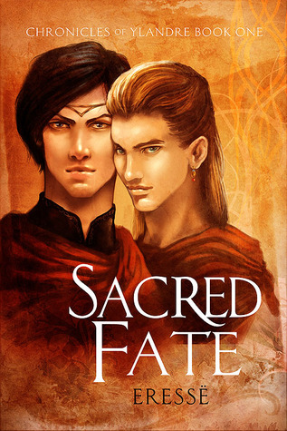Sacred Fate Book Cover