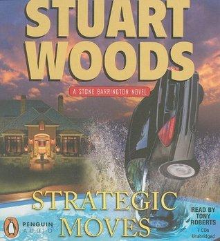 Strategic Moves Stone Barrington 19 By Stuart Woods border=