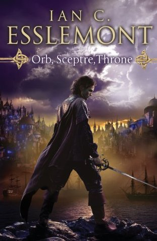 Orb Sceptre Throne (Malazan Empire #4)