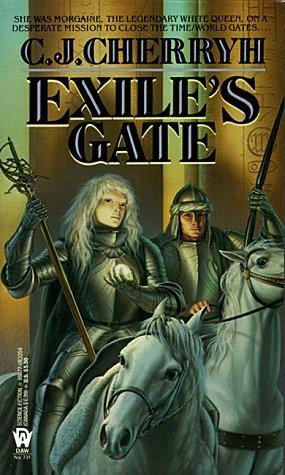 Exile's Gate (Morgaine & Vanye, #4)