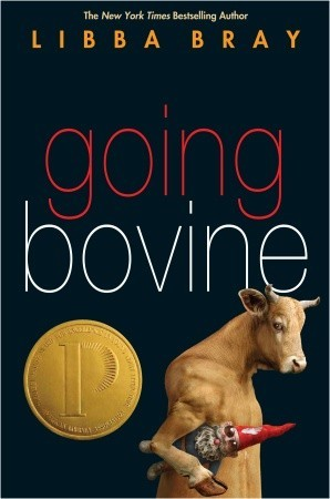 Going Bovine by Libba Bray thumbnail