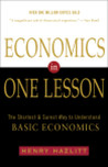 Economics in One Lesson pdf download Hazlitt why study economics