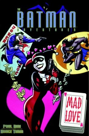 the batman adventures mad love and other stories by paul. Black Bedroom Furniture Sets. Home Design Ideas