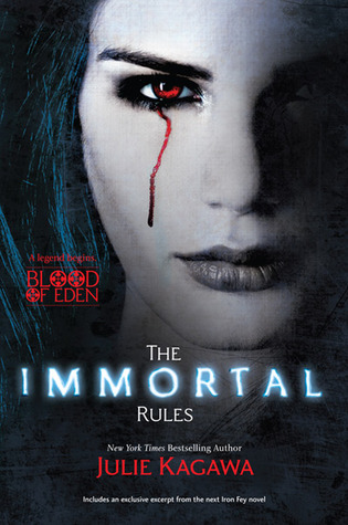 Book Review: Julie Kagawa's The Immortal Rules