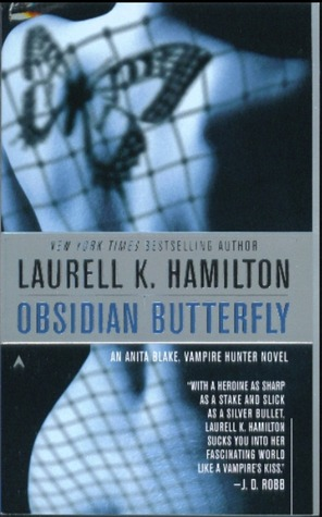 Book Review: Laurell K. Hamilton's Obsidian Butterfly