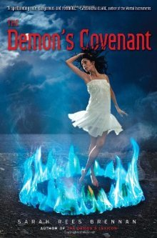 The Demon's Covenant (The Demon's Lexicon, #2)
