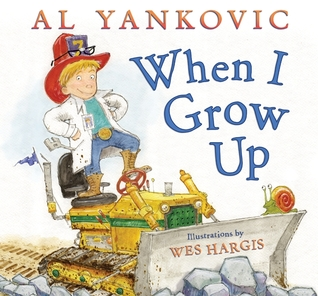 Book Review: Al Yankovic's When I Grow Up
