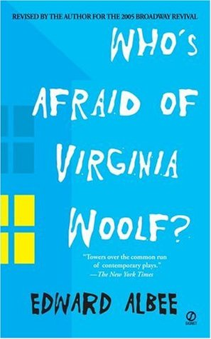 Cover for Edward Albee's Who's Afraid of Virginia Wolf?