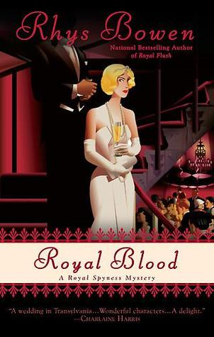 Book Review: Rhys Bowen's Royal Blood