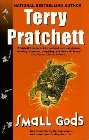 Small Gods by Sir Terry Pratchett