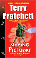 Moving Pictures by Sir Terry Pratchett