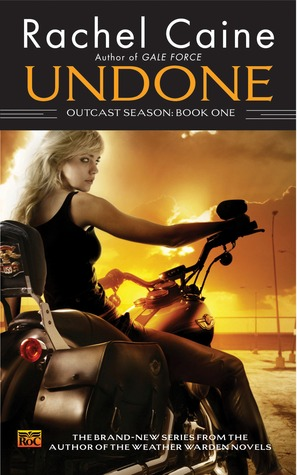 Book Review: Rachel Caine's Undone