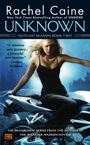 Book Review: Rachel Caine's Unknown
