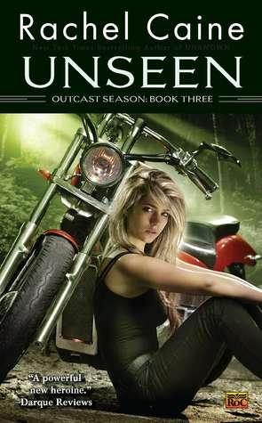 Unseen (Outcast Season, #3)
