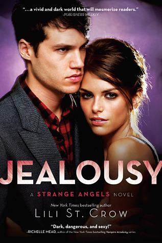 Jealousy (Strange Angels, #3)