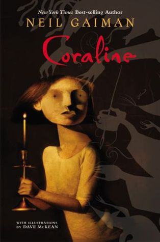 Coraline by Neil Gaiman book review