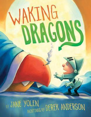 Book Review: Jane Yolen's Waking Dragons