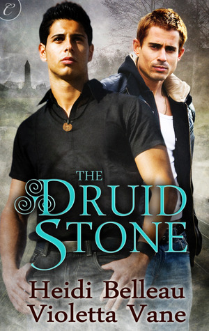 Flashback Friday Book Review:  The Druid Stone (Layers of the Otherworld #1) by Heidi Belleau and Violetta Vane
