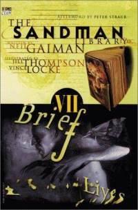 The Sandman, Vol. 7: Brief Lives