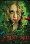 Splintered (Splintered, #1)
