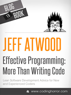 Read Online Effective Programming More Than Writing Code By