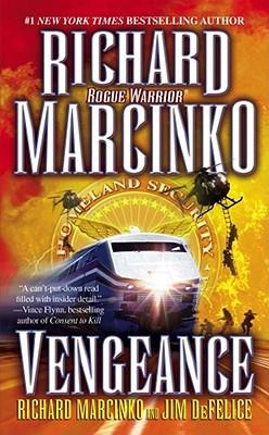 Vengeance (Rogue Warrior, #11)