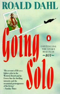 Going Solo book cover