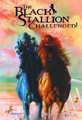The Black Stallion Challenged (The Black Stallion, #16)
