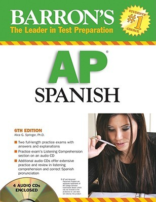 what is the best ap spanish review book