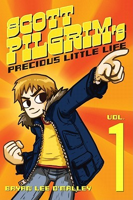 Scott pilgrim vol. 1: scott pilgrim's precious little life color.