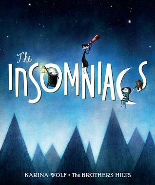 Book Review: Karina Wolf's The Insomniacs