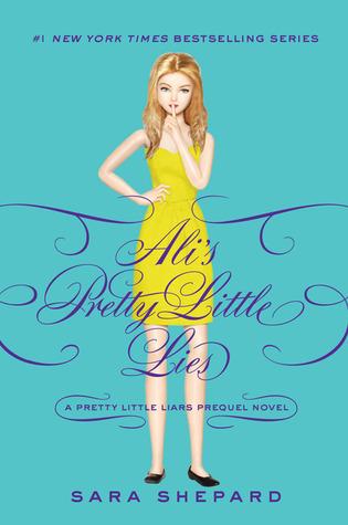 Ali's Pretty Little Lies by Sara Shepard