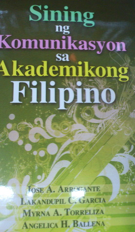Tagalog novel