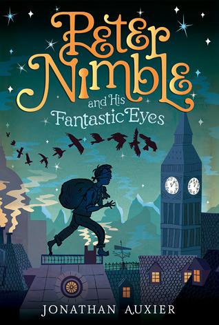 Peter Nimble and His Fantastic Eyes (Peter Nimble, #1)