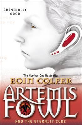 Artemis Fowl and the Eternity Code (Artemis Fowl, #3)