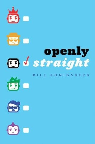 Openly Straight (Openly Straight, #1)
