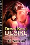 Demon King's Desire (Elemental Sisters, #1)