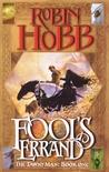 Fool's Errand (Tawny Man, #1)